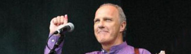 Otis Gibbs live in Broseley Shropshire